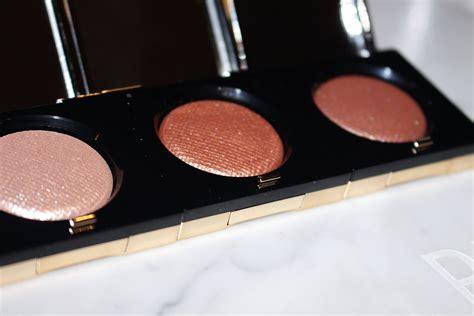 bobbi brown luxe eye shadow sparkle metal lustre swatches