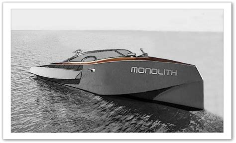 Lamborghini Tender Boat by Design Motoryacht Concept Boat Bentley Boat