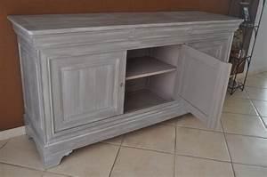Peinture A Effet Pour Meuble : comment r nover un meuble en bois ~ Melissatoandfro.com Idées de Décoration