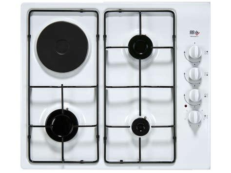 but plaque de cuisson table de cuisson mixte 4 foyers far tmsa40b 13 far vente de plaque de cuisson conforama