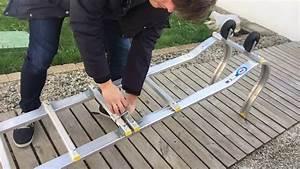 Echelle De Toit : echelle de toit modulable neressy youtube ~ Melissatoandfro.com Idées de Décoration