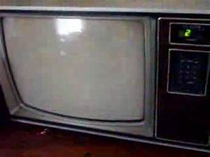 32 Year Old Zenith Television Set
