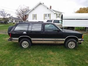 1994 Chevy S10 Blazer 4x4 With 4 3 Vortec 154 126 Original