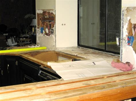 Replacing Tile Countertops by Auction Vintage Replacing Kitchen Countertops