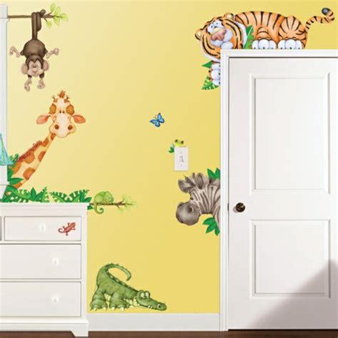 Babyzimmer Gestalten Dschungel by Kindertapete Dschungel Das Wilde Zu Hause Zu Haben