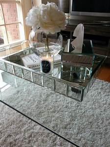 Petite Table En Verre : les tables basses en verre id ales en 47 photos ~ Teatrodelosmanantiales.com Idées de Décoration