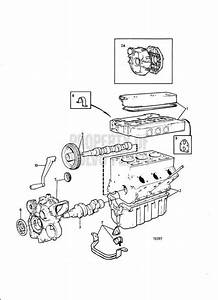 Volvo Penta Exploded View    Schematic Engine And