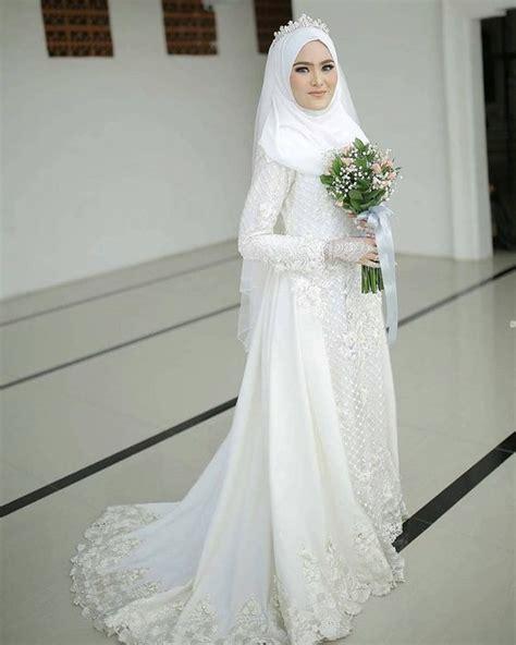 model baju muslim brokat  kombinasi gaun gamis