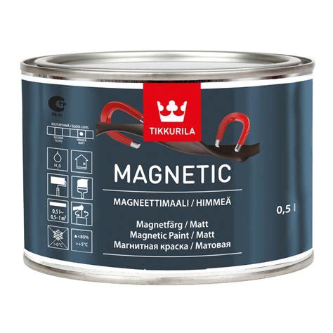 Tikkurila-Magnetic decorative paints part.2 | Polbud Home & Furniture