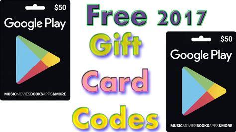 google play gift card codes generator giveaway google