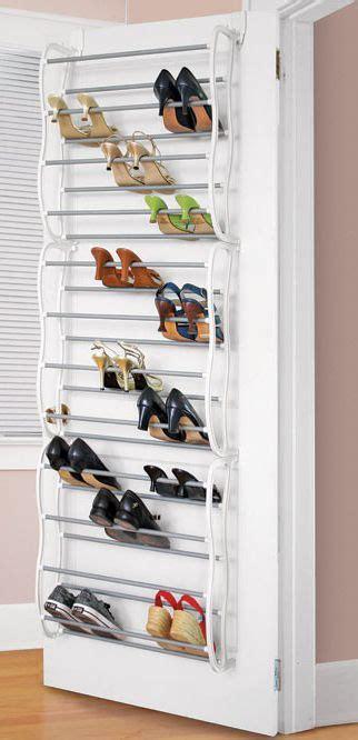Closet Door Shoe Organizer by 78 Best Ideas About Shoes Organizer On Shoe