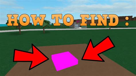roblox lumber tycoon    find pink wood location