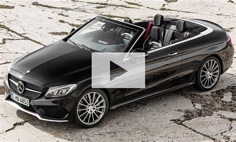 mercedes c klasse cabrio gebraucht mercedes c klasse cabrio 2016 autozeitung de