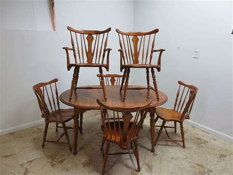 colonial style dining room furniture federal era dining