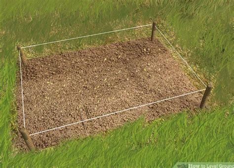 niveler un terrain 14 233 en photo pour niveler votre sol bernier excavation