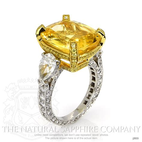 Yellow Sapphire Ring  Cushion 1702 Ct  Platinum 950 #j2633. White Pukhraj Engagement Rings. 1 Million Dollar Wedding Rings. Imperial Wedding Rings. Bracelet Rings. Rutilated Quartz Rings. Accessory Engagement Rings. Weddinf Wedding Rings. $50 K Engagement Rings