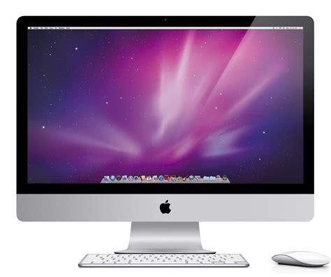 imac bureau image gallery ordinateur apple