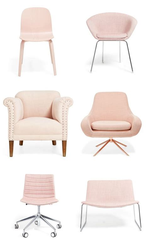 1000 ideas about pink chairs on chairs