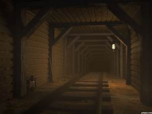 The mine shaft picture, by falkor for: tunnel vision 3D ...