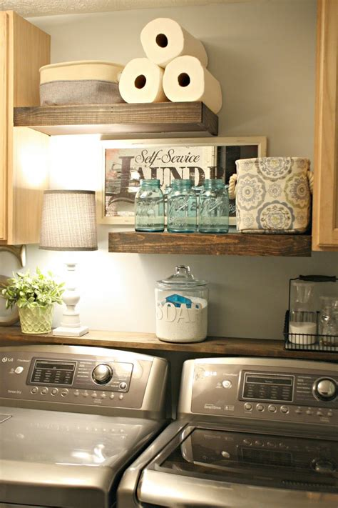 Diy Laundry Room Decor - my diy summer from thrifty decor