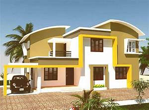 Indian House Exterior Paint Home Design OwnSelf