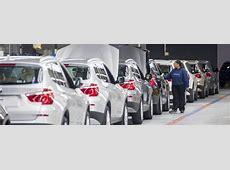 Plant Spartanburg Vehicle Models BMW US Factory