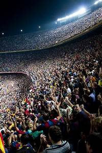 Camp Nou (#Spain). For the sports-minded, little can ...