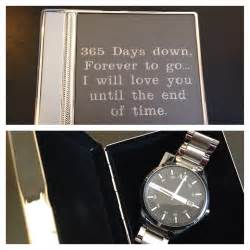 husband wedding gift 1st wedding anniversary gift for husband engraved box with modern gift of a clock