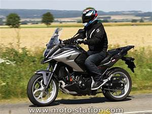 Honda Nc 750 X Dct : comparatif yamaha tracer 700 vs honda nc750x dct motostation ~ Melissatoandfro.com Idées de Décoration