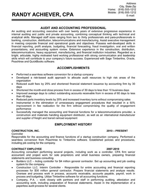 career resume consulting resume sles