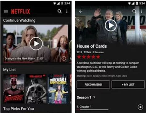 netflix app for iphone netflix for iphone and android mobilitaria