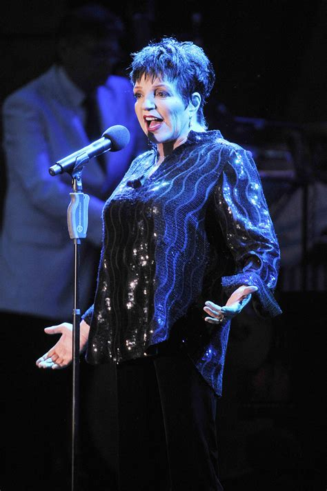 Bob fosse and fred ebb in association with the singer company present liza with a z a concert for television starring liza minnelli original television soundtrack recording. Liza Minnelli takes the stage at Hampton Court in London ...
