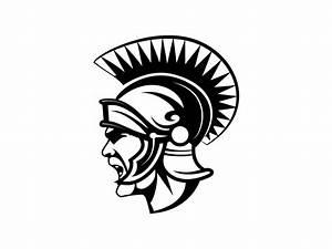 Roman Gladiator Vector Logo | Vector Logos | Pinterest ...