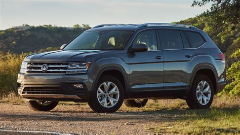 vw atlas  review car magazine