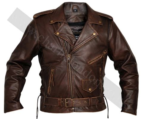 motorcycle jackets for men brown leather jacket charlie london leather jackets