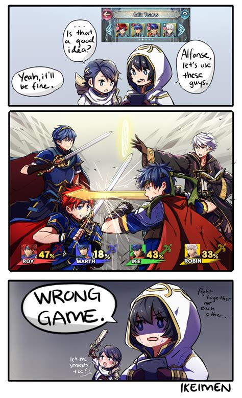 Fire Emblem Heroes Memes - when you got your team just right fireemblemheroes