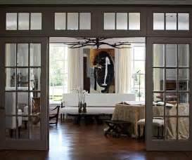 Interior Glass French Doors