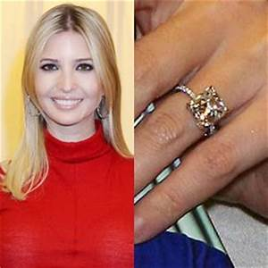 Celebrity Cushion Cut Diamond Rings