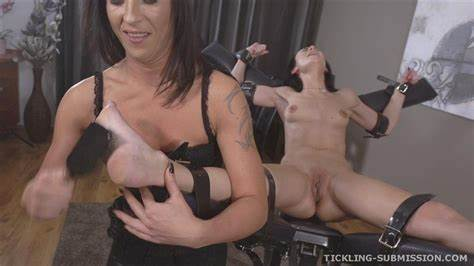 Most Beauty And Ticklish Amber Merciless Tickle Cumming