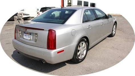 how to learn everything about cars 2006 cadillac sts seat position control find used 2006 cadillac sts4 in clarksburg west virginia united states