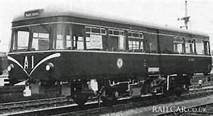 Park Royal Railbus