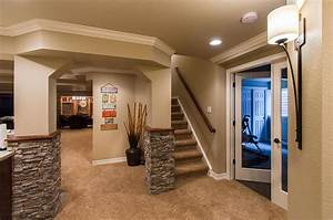 27 Luxury Finished Basement Designs - Page 2 of 5