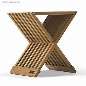 Tisch Klappbar Holz : fionia hocker skagerak teak holz tisch klapp hocker klapphocker klappbar ebay ~ Orissabook.com Haus und Dekorationen