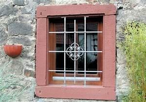 Wer Baut Fenster Ein : fenstergitter nach ma bauen renovieren news f r ~ Lizthompson.info Haus und Dekorationen