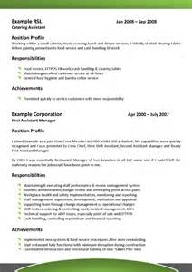 the new resume format 3 best sles of resume format 2016 template