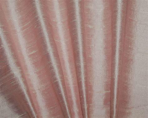 pink silk dupioni drapes curtains dreamdrapes
