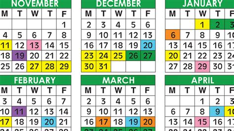 broward county public schools official calendar