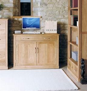 Baumhaus Mobel Oak Hidden Home Office Mobel Oak Furniture