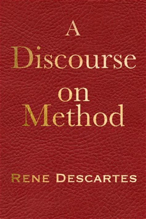 Discourse On Method By Rene Descartes; Ebook App For Ipad
