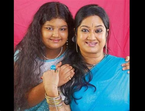 actress kalpana wikipedia kalpana s daughter sreemayi to make her acting debut soon